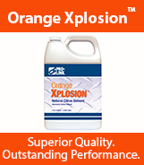 Orange Xplosion Featured Product Button