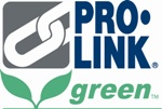 pl green logo white chain
