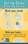 Education Wash Your Hands Poster
