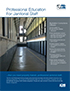 Pro-Link Professional Education (CMI) Sell Sheet - Prisons